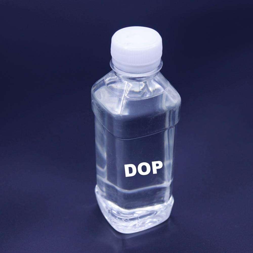 Excepcional materiales químicos ftalato de dioctilo DOP plastificante DOP