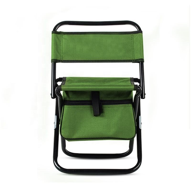 Camp Beach Folding Chair Metal Folding Chairs Small Portable Folding Chair Outdoor