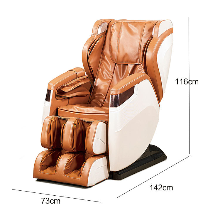 Ready stock multi-functional full body airbags electric smart touched control kneading balls SL track massage chair