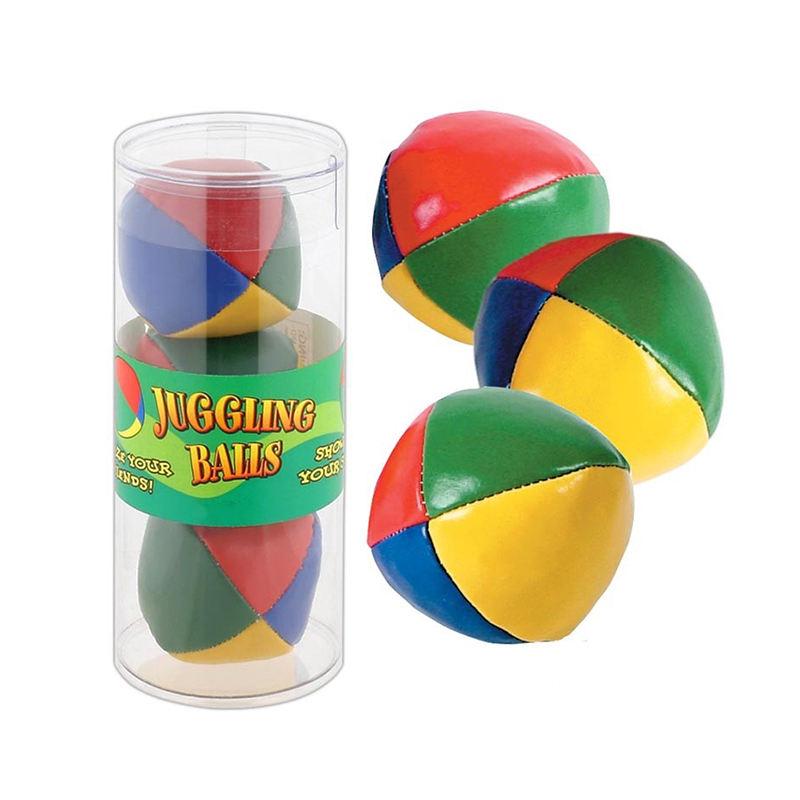 CHL Kids extérieur 2/4/6/8 panneau petite taille personnalisée 5 / 6.3cm rouge bleu jaune couleur pvc PU matériel 3pc balle