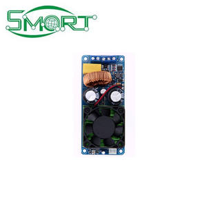 Smart electronics 500W Mono Channel Digital Amplifier Class D HIFI Power Amp Board 20Hz-20KHz Digital Amplifier Module