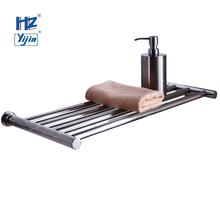 Bathroom Single Layer Electric Heated Towel Rail Stainless Steel Towel Shelf HZ-921