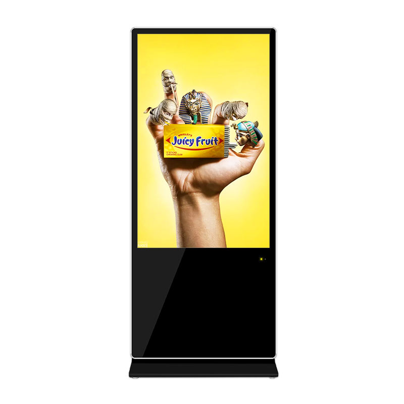 Android System RK3288 65 Inch Kiosk Advertising Screen Lcd Digital Signage For Subway Station