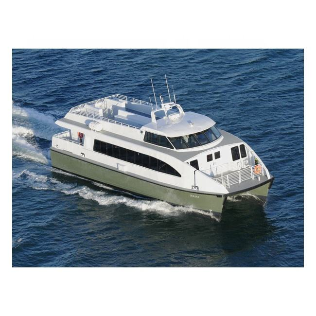 20M Passenger Catamaran with 100 Passengers Ferry Boat for Sea Transportation Sightseeing Tour for Island Tour