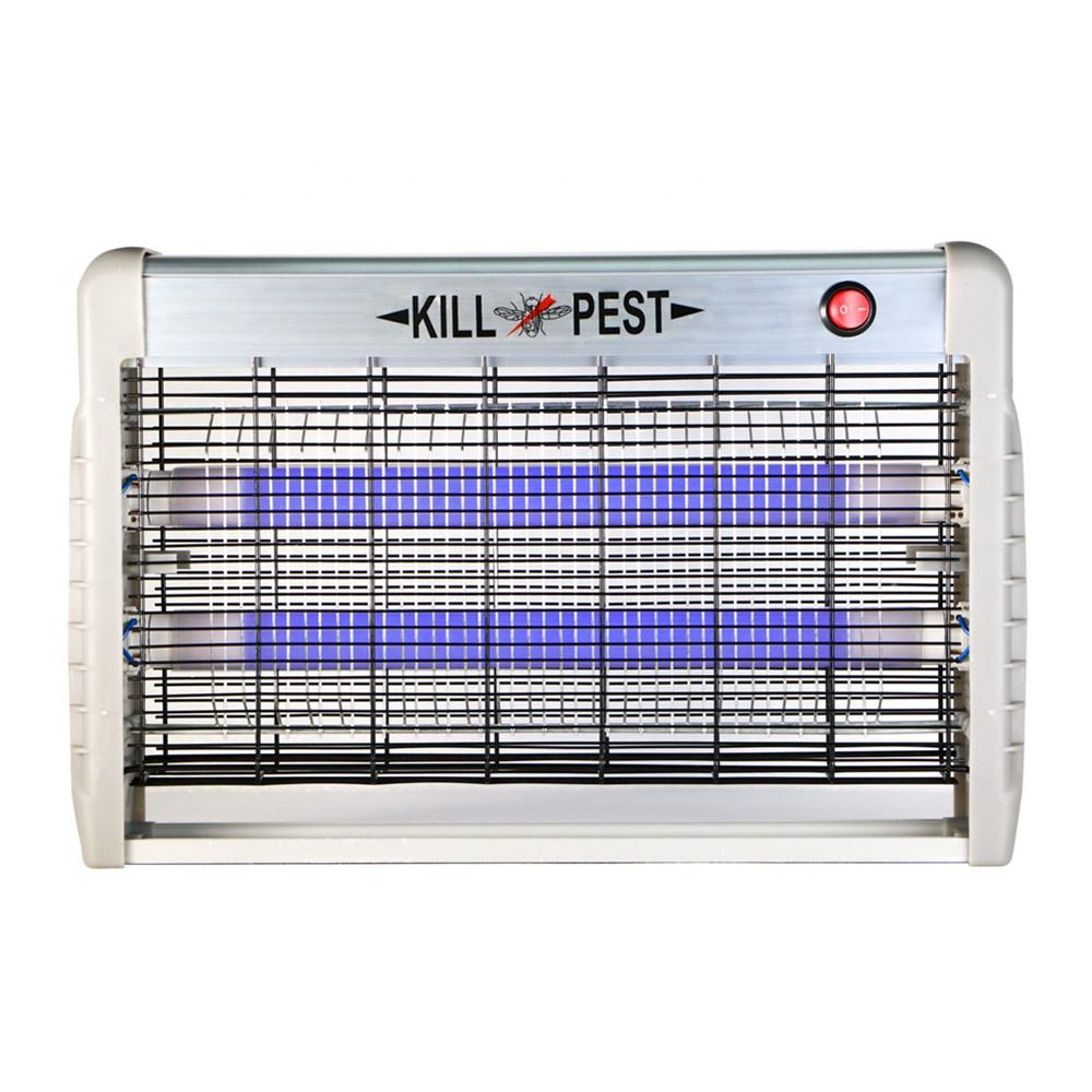 20W Aluminum + Plastic材料Mosquito咬傷デバイスElectric蚊トラッパーZapper蚊