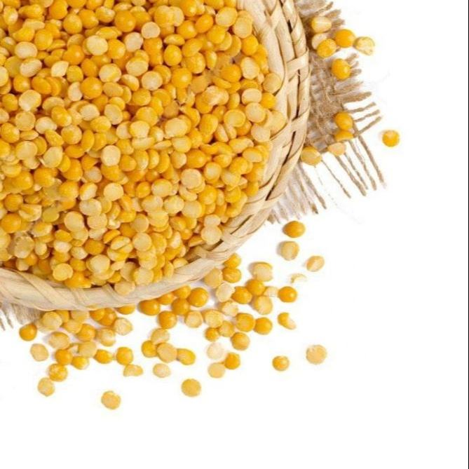 Natural Russian Dried Yellow Split Peas Factory Price