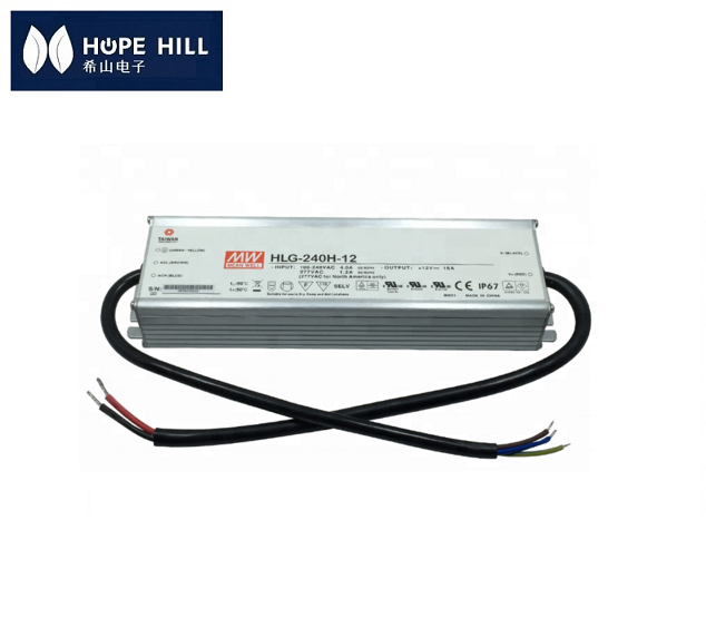 HLG-240H-C1750A Mean Well US Authorized Distributor