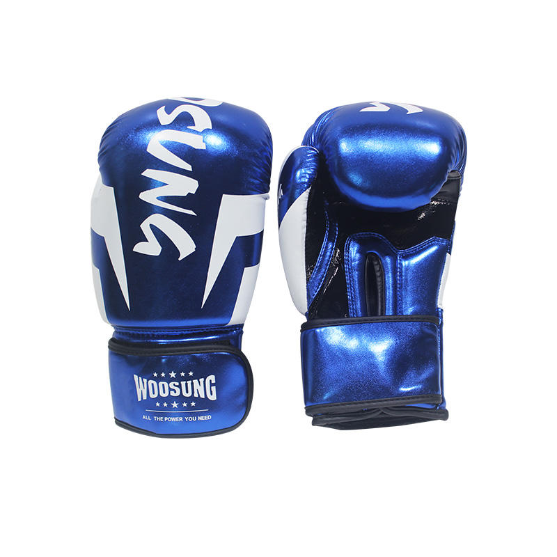 Men's and women's general microfiber PU MMA boxing glove for competition or training