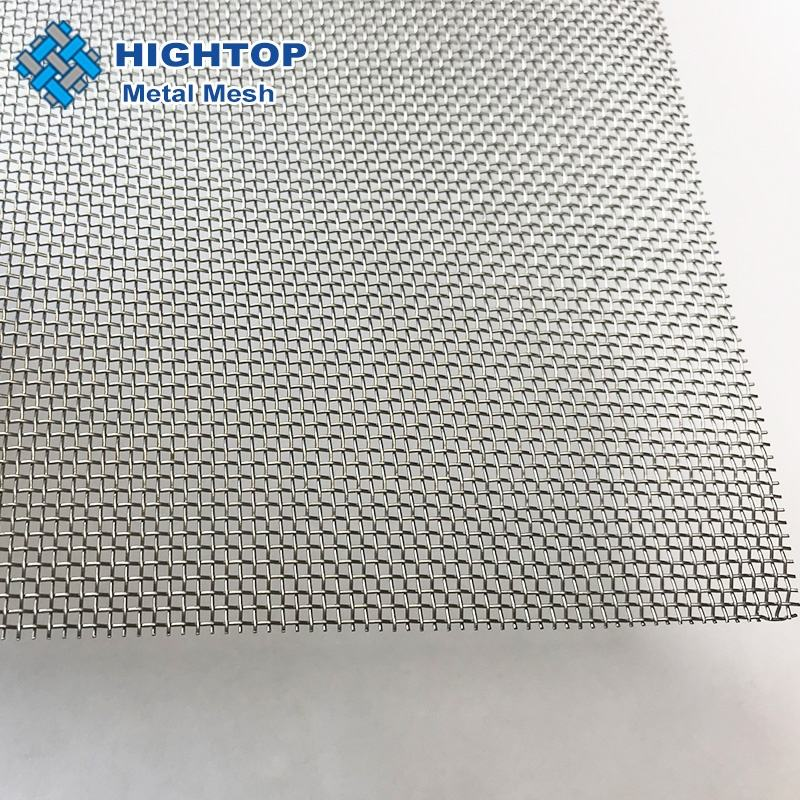 18 mesh inox 304 316 316l stainless steel woven wire mesh screen cloth