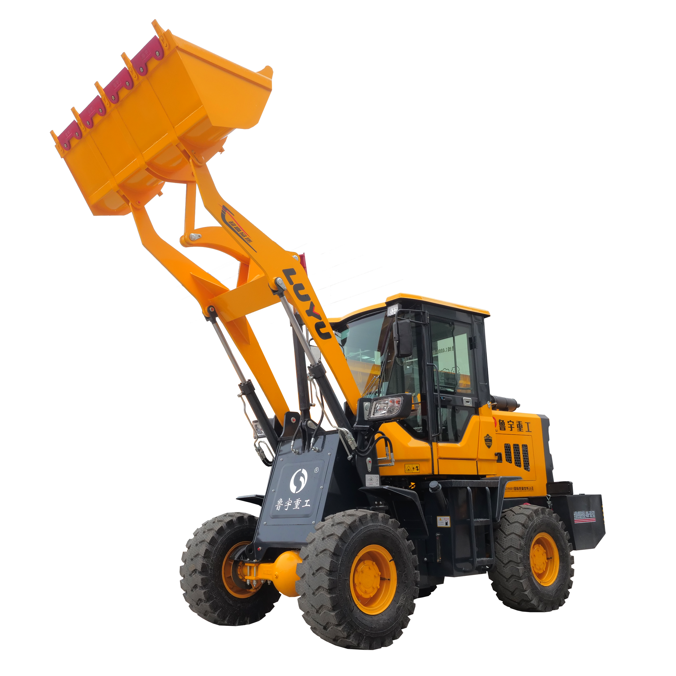 The world best-selling mini wheel loader the best brand loaders welcomes you to purchase