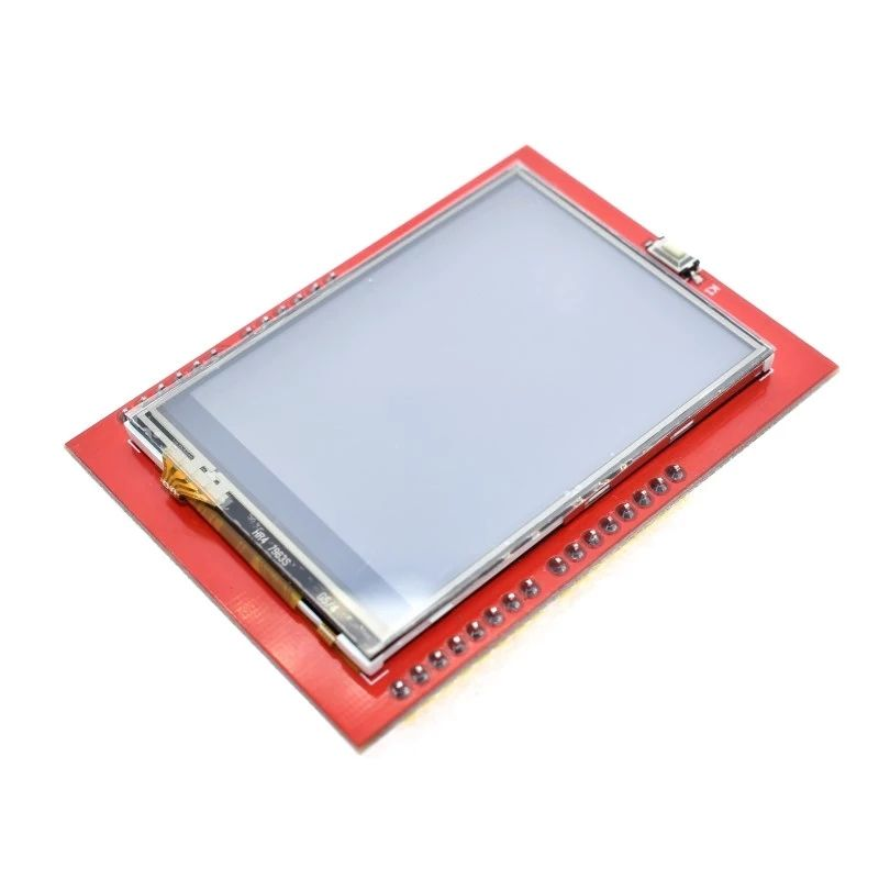 LCD module TFT 2.4 inch TFT LCD screen ILI9341 Drivers for Arduino UNO R3 Board and support mega 2560