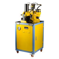 3 in 1 hydraulic busbar processor cutting bending punching machine YD-301
