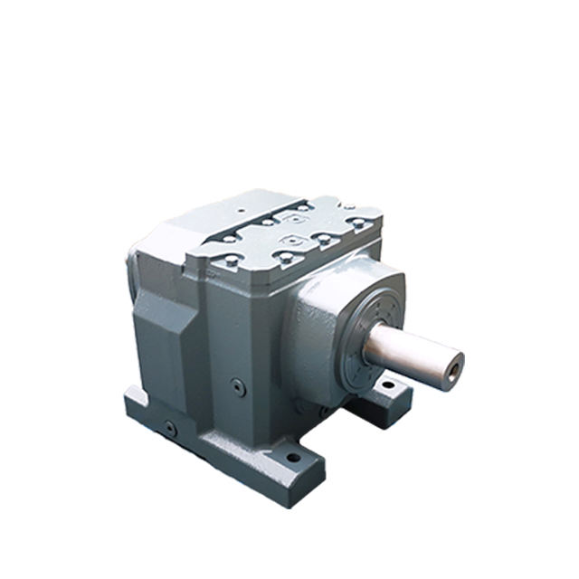 R Series Inline Helical Gear Motor Coaxial Reducer Gearbox Units