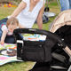 Carriage Bag Baby Carriage Wheelbarrow Universal Falling Object Prevention Convenient Storage Bag