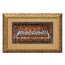 Last supper jesus wall arts home  wall arts 3D framed arts religious models