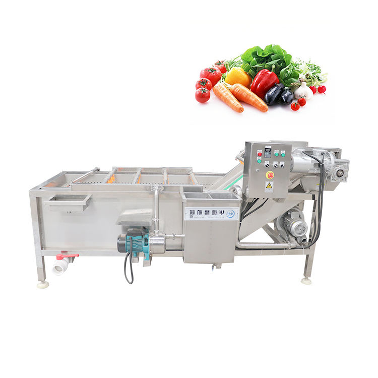 Fruit cleaning machine/tomatoes processing line/tomato drying line
