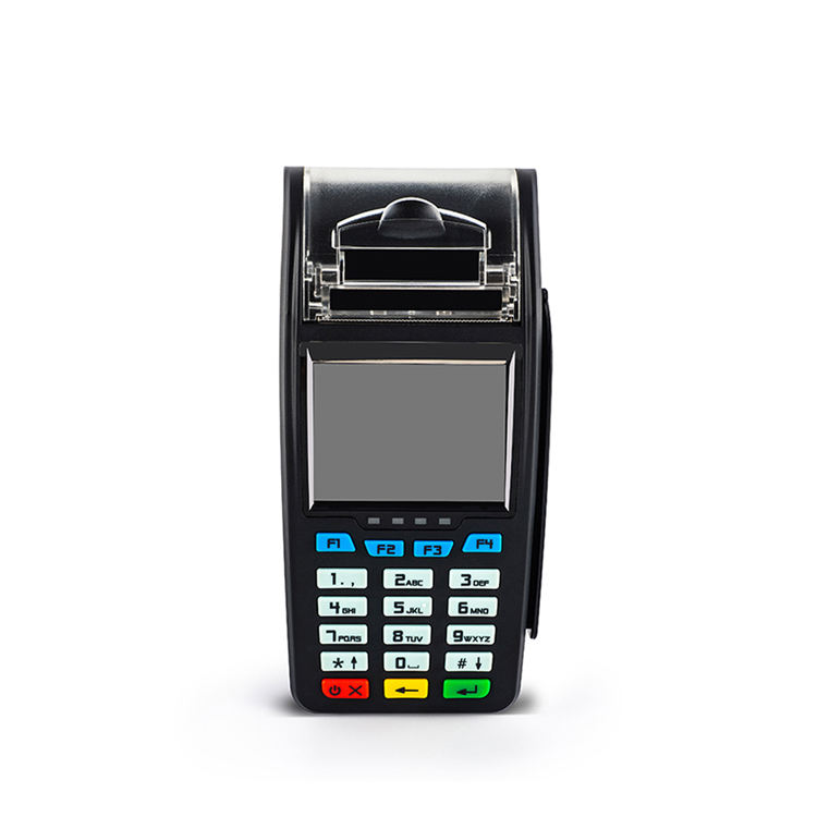 FP8600 Payment System GPRS POS Terminal with Card Readers and Thermal Printer