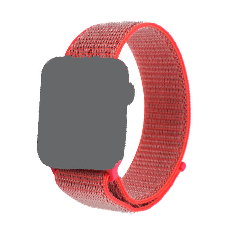 Voor Apple Horloge Serie 5 4 3 2 1 Nylon Sport Loop <span class=keywords><strong>Band</strong></span> Voor Iwatch <span class=keywords><strong>Band</strong></span>