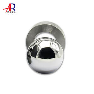 Refined Tungsten Carbide Ball Hard Alloy Ball for High Precision Valves and Steel Bearing