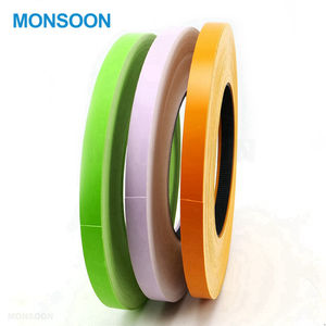 MONSOON Baik Primer Kursi Plastik Meja PVC Tepi Banding Tape Edging Strip Dekoratif Pintu Edge Lipping
