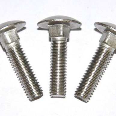 Countersunk square neck bolt ANSI/ASME B 18.5 DIN 603 Mushroom Head Square Neck Carriage Bolt