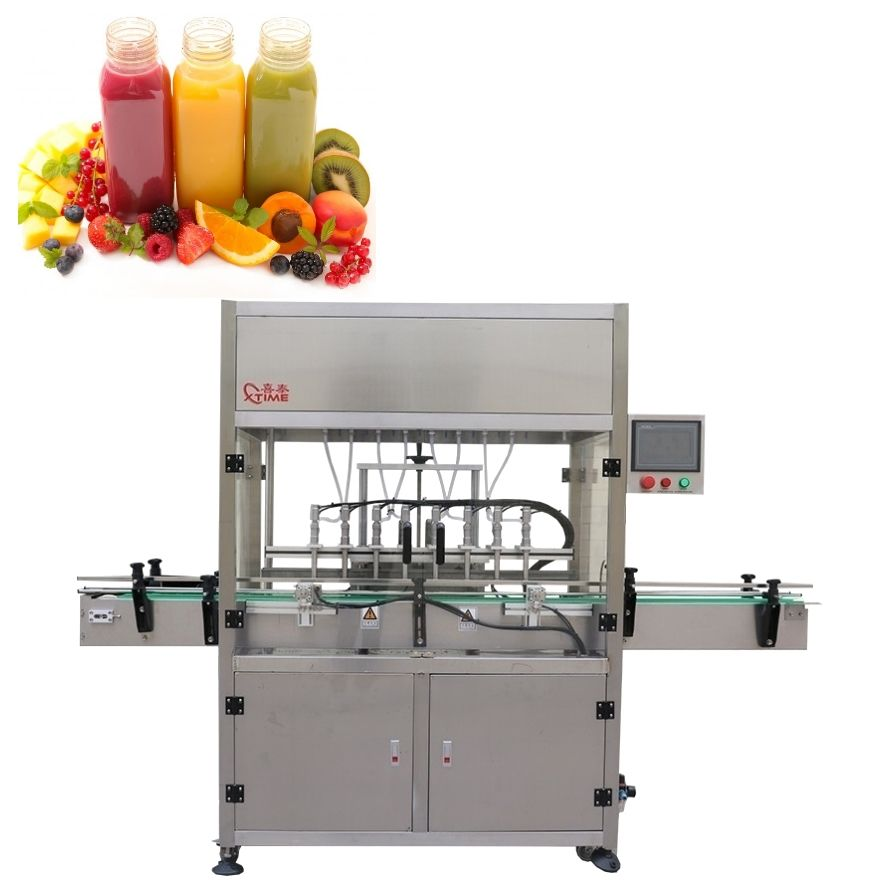 Liquid Filling Machine Automatic Liquid Beverage
