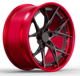 T6061 T6 Customized Latest product 2 piece forged wheel centers rims import alloy wheels
