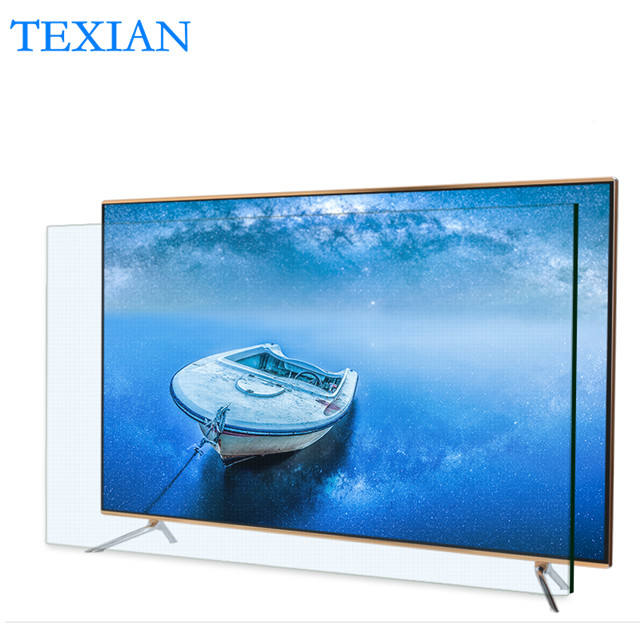 Led Television Factory Wholesale 55 Inch Flat Explosion Proof Ultra-Thin HD Smart 4K TV New LCD