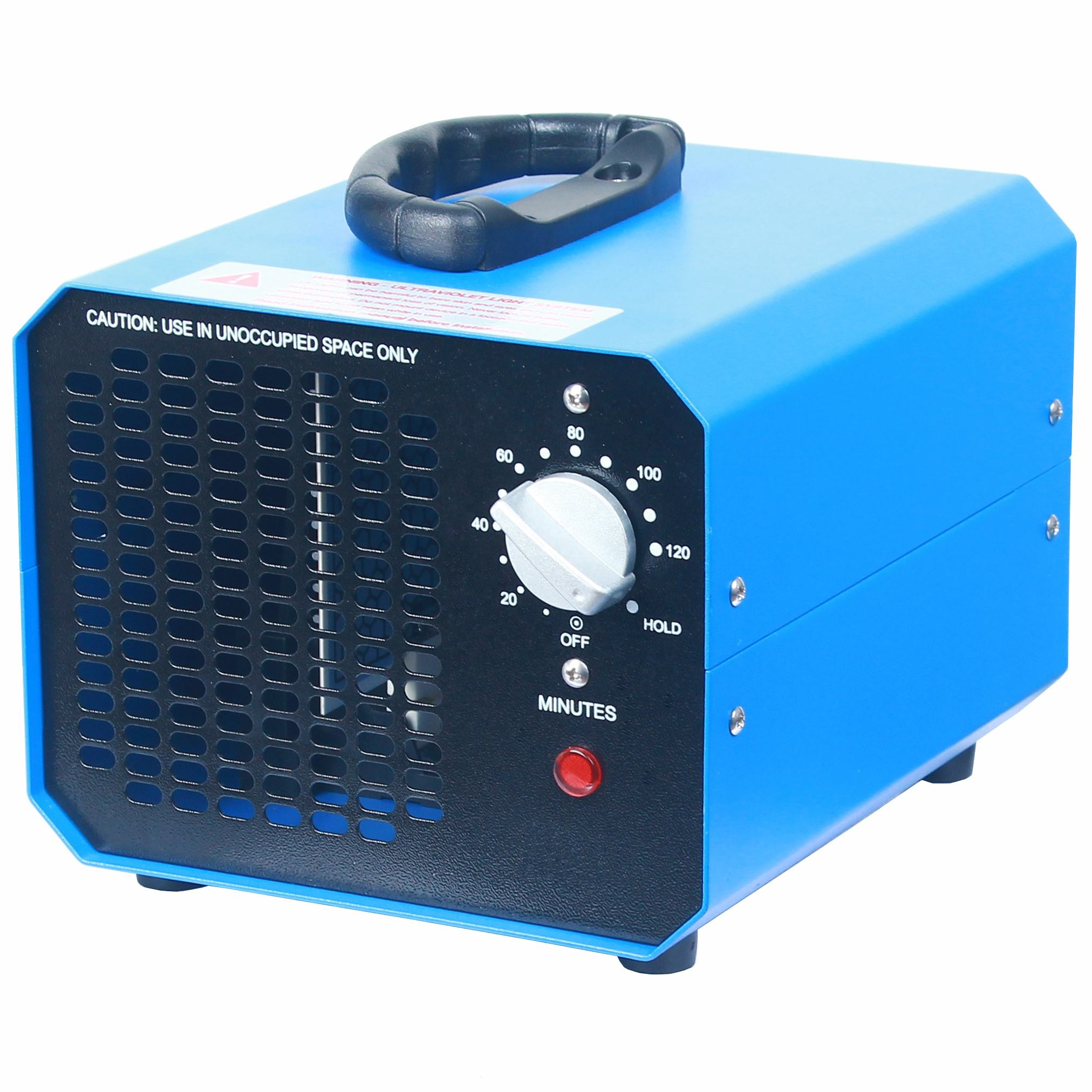 New design 10G Adjustable Ozone Output Ozone Generator with 2 hours timer