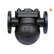 low pressure free stainless steel float ball exhaust sl3 steam trap valve dn25 3/4