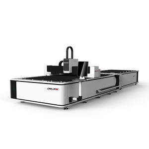 7% Discount Automatic fiber laser cutting machine 500w 1000w price with exchange working table