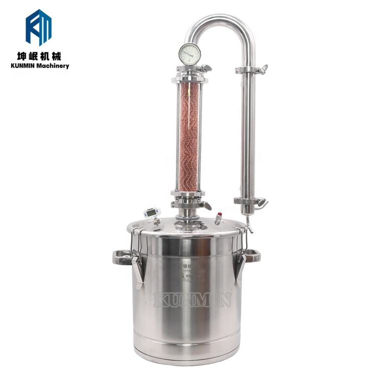 Jasmine Essential Oil Extraction Extract Machine Garlic Oil Extraction