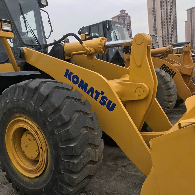 Original Komatsu wa470 Front Loader /Used Japan Komatsu WA470-3 Wheel Loader Negotiable price