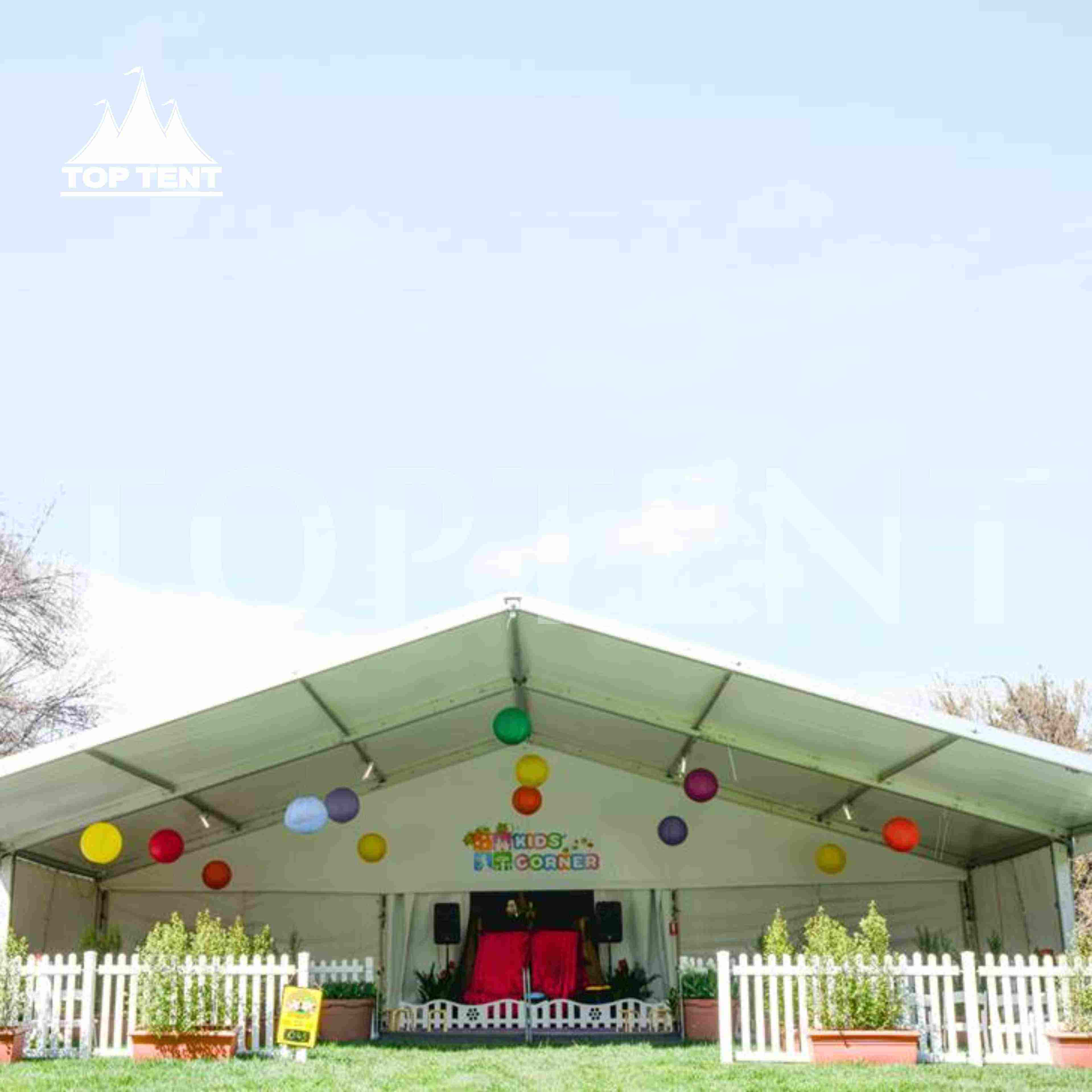 Aluminum Luxury Glass Wall Marquee Tent Sales Ireland For Hottest Sale