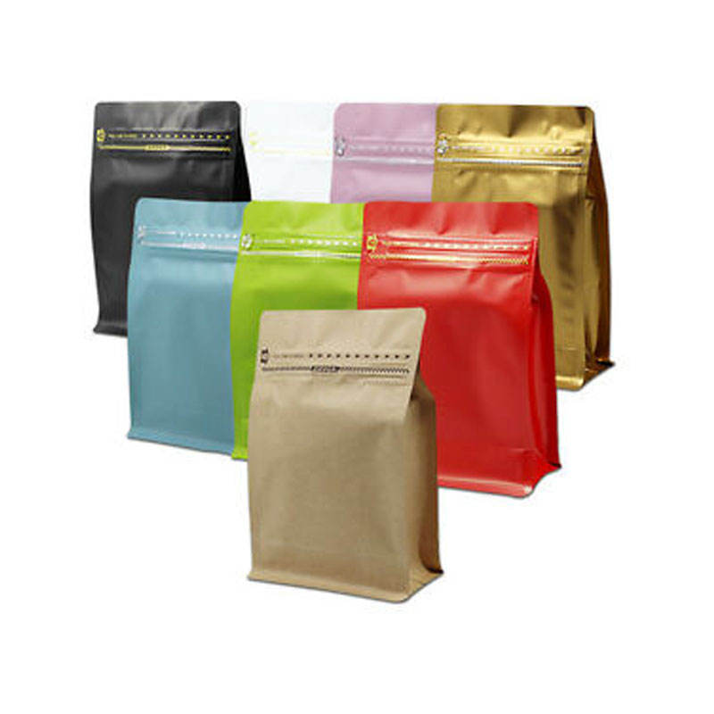 Auto Premade Stand Up Pouch Plastic Doypack Side Seal Zipper Ziplock Bag Making Machine for Coffee Sugar