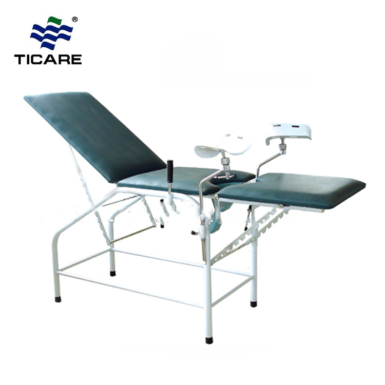 High Quality Multi Function Stainless Steel Adjustable Hospital Gynecological Examination Cheap Medical Table