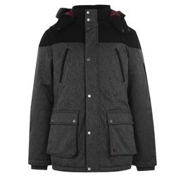 Custom Made winter mens oversize parka clothes black coat jacket parka hood Down Cotton jacket