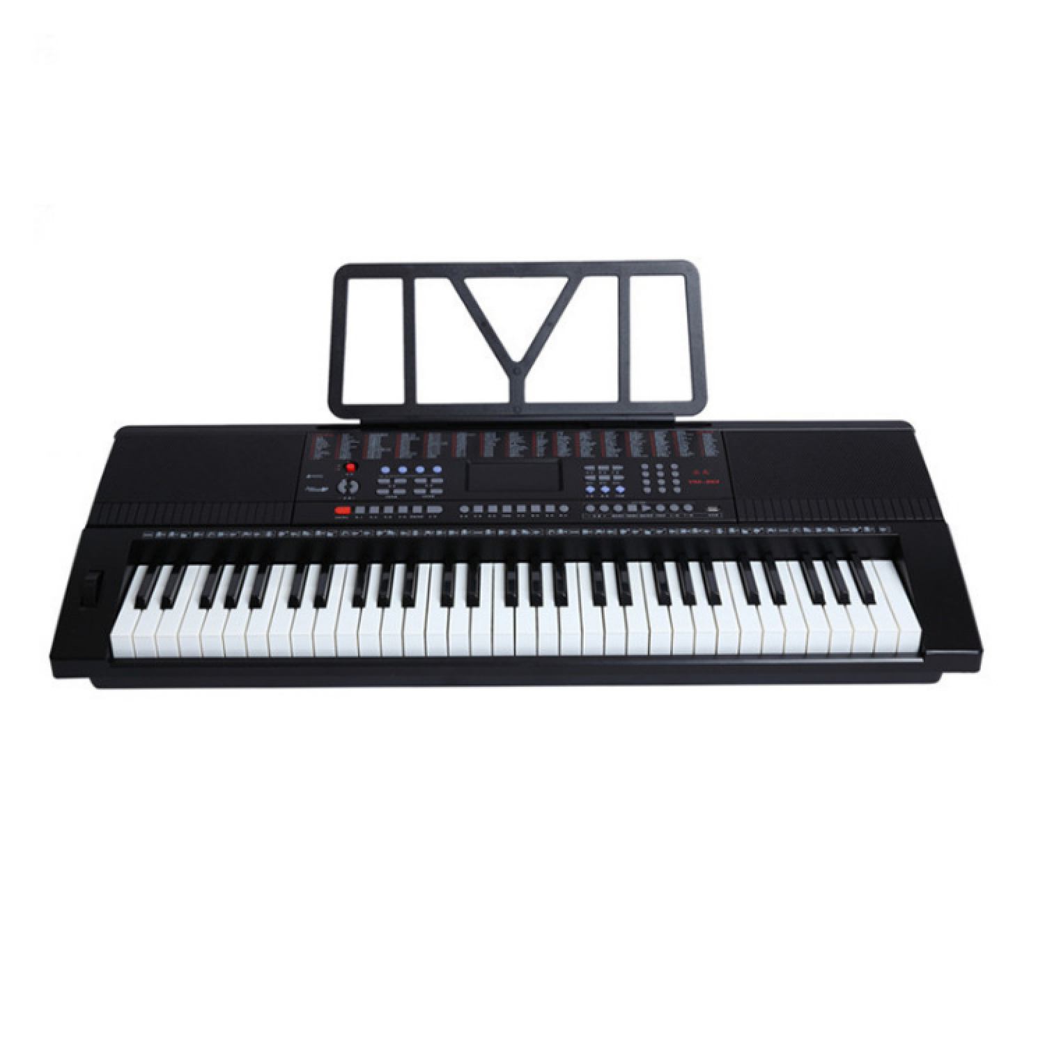Professional 61 keys LED display standard piano electronic digital keyboard