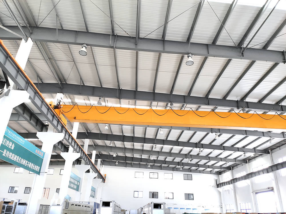 Lifting machine China hot sale industry used 5 ton single girder overhead crane for sale