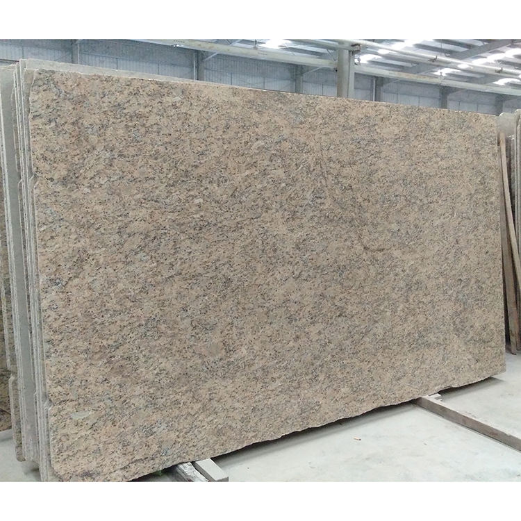 Export Good Quality Cheap Santa Cecilia Yellow Gold Brazil Granite Slabs