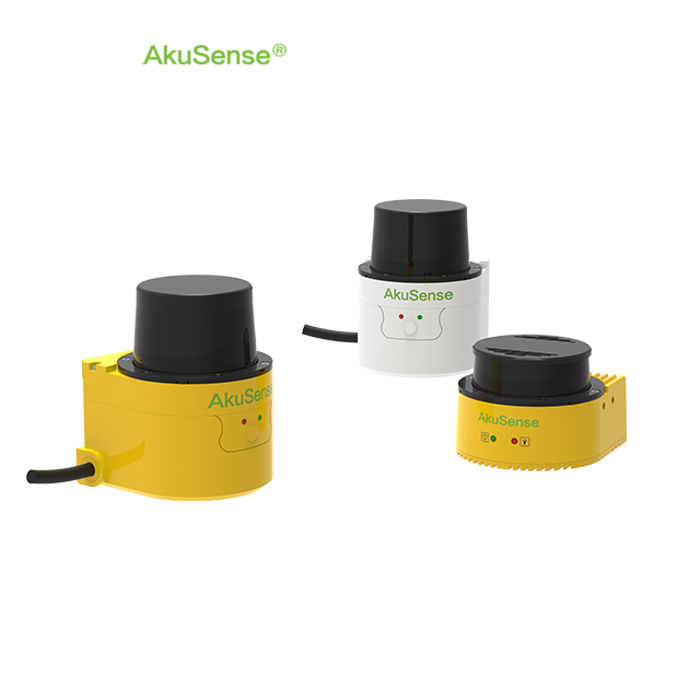 Anti-schmutzig, anti-sonnenlicht 20 mt 300 grad outdoor laser Lidar motion sensor