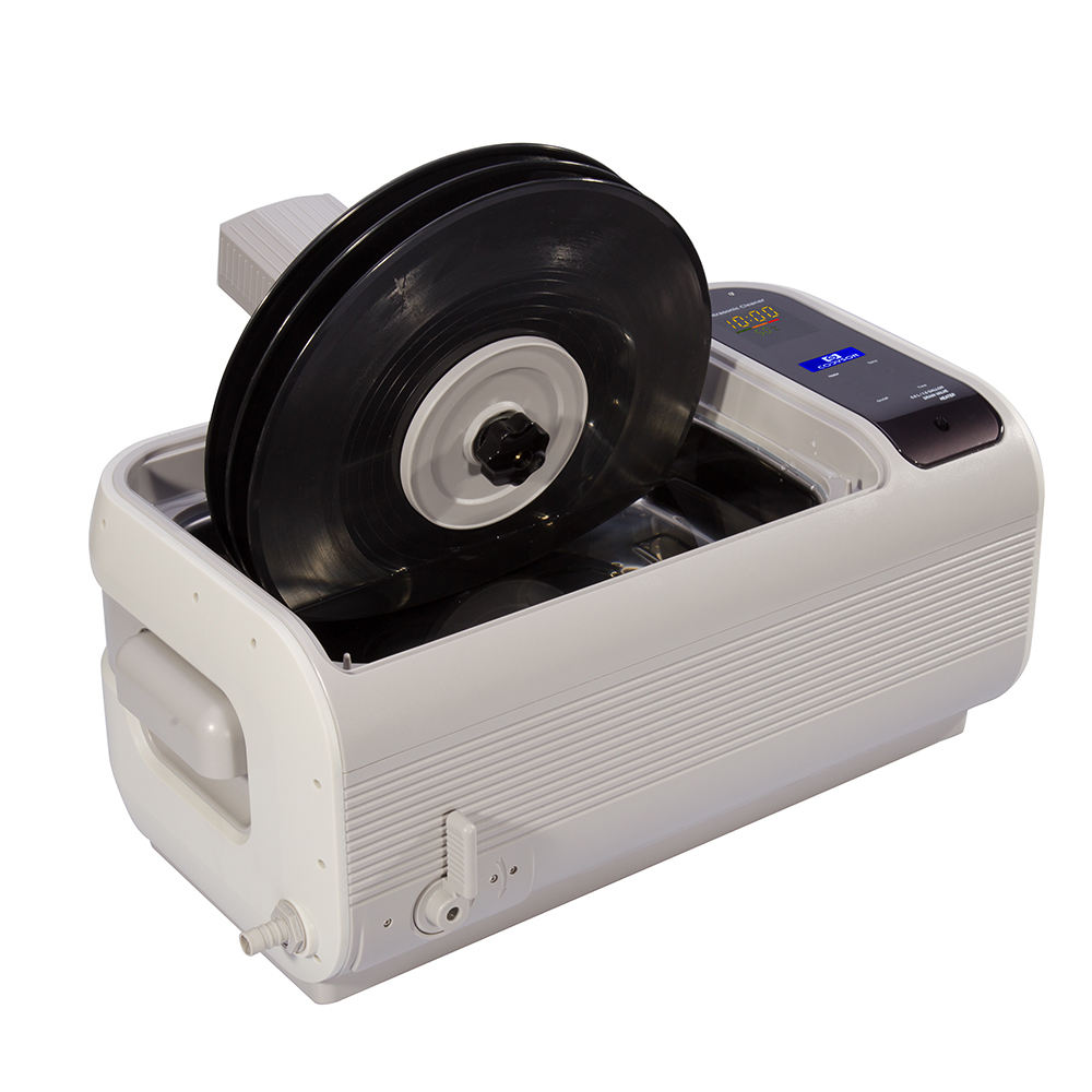 CD-4862 safety cleaning for record 6L ultrasonic vinyl record cleaner