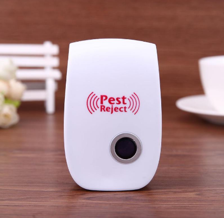 Electronic Ultrasonic Rat Mouse Repellent sonic Anti Mosquito Insect Pest Killer Reject Repeller Rodent Control Long EU US plug