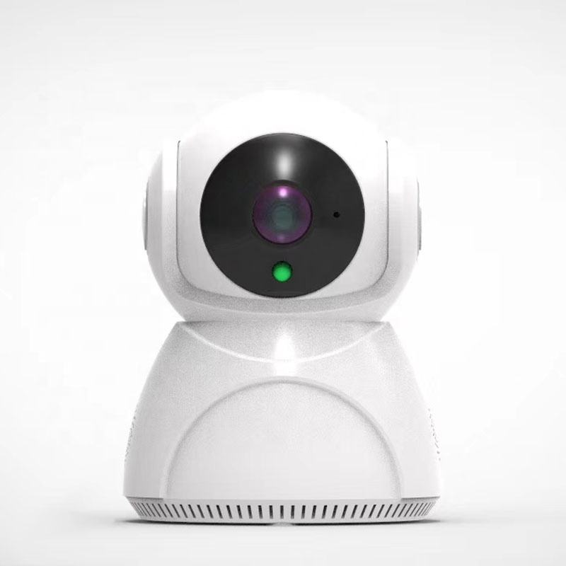 Mini 3MP HD CCTV Wireless Smart Home Security V380 Pro WiFi PTZ IP Camera
