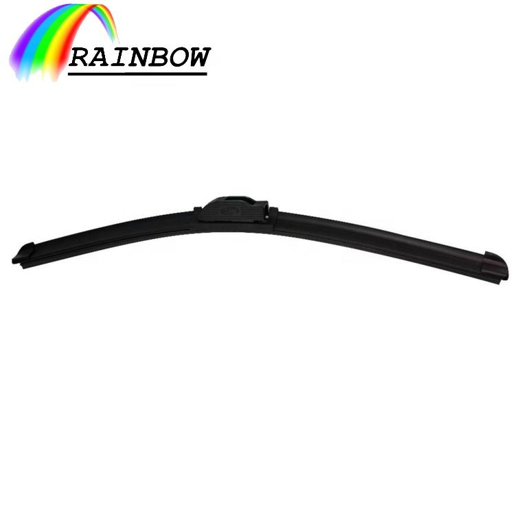 China universal wiper blade with steel stand from 14 inch to 26 inch