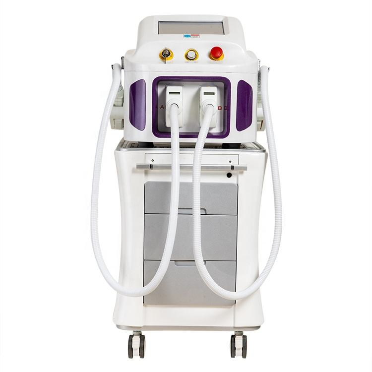 2020 Newest Device Laser Ipl Hair Removal Machine 640nm Epilation Filter Portable Energy Meter