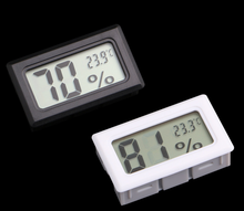 Embedded thermometer and hygrometer electronic thermometer and hygrometer Digital thermometer and hygrometer