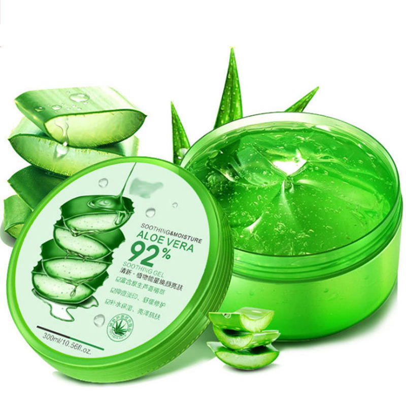 OEM Factory Cheap Price Natural Bulk Skin After Sun Smoothing Moisturizing Aloe Vera Gel for Face