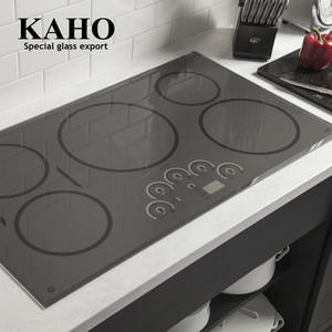 Kitchen Master Tempered Gas Stove Glass   Single Three 2 3 4 Burner Table Gas Stove Glass Top For Gas Stove