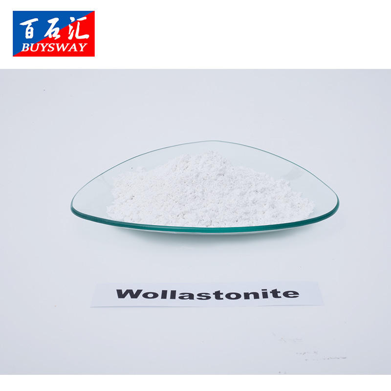 China Wholesale High Quality wollastonite acicular wollastonite powder filler For ceramics